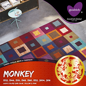 Monkey_CNY_Zodiac_Artwork_2019 Why are auspicious colours used during the Chinese Lunar New Year?