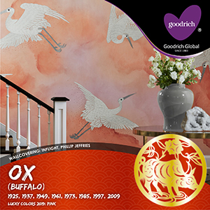 Ox CNY Zodiac Artwork 2019
