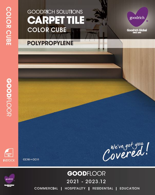 COLOR_CUBE_COVER Wallpaper, Wallcovering Singapore | Goodrich Global