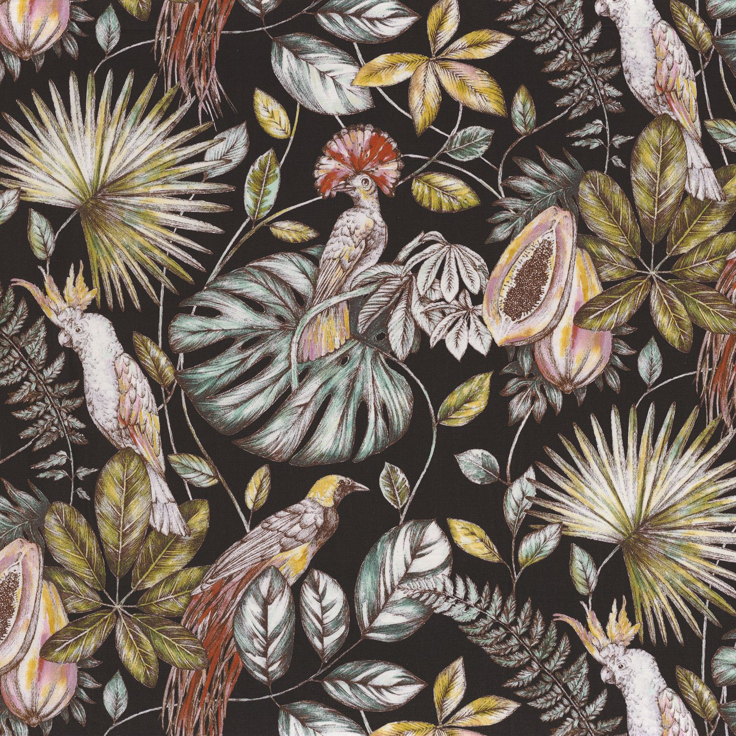 44750269 Collection - Into The Wild Fabric