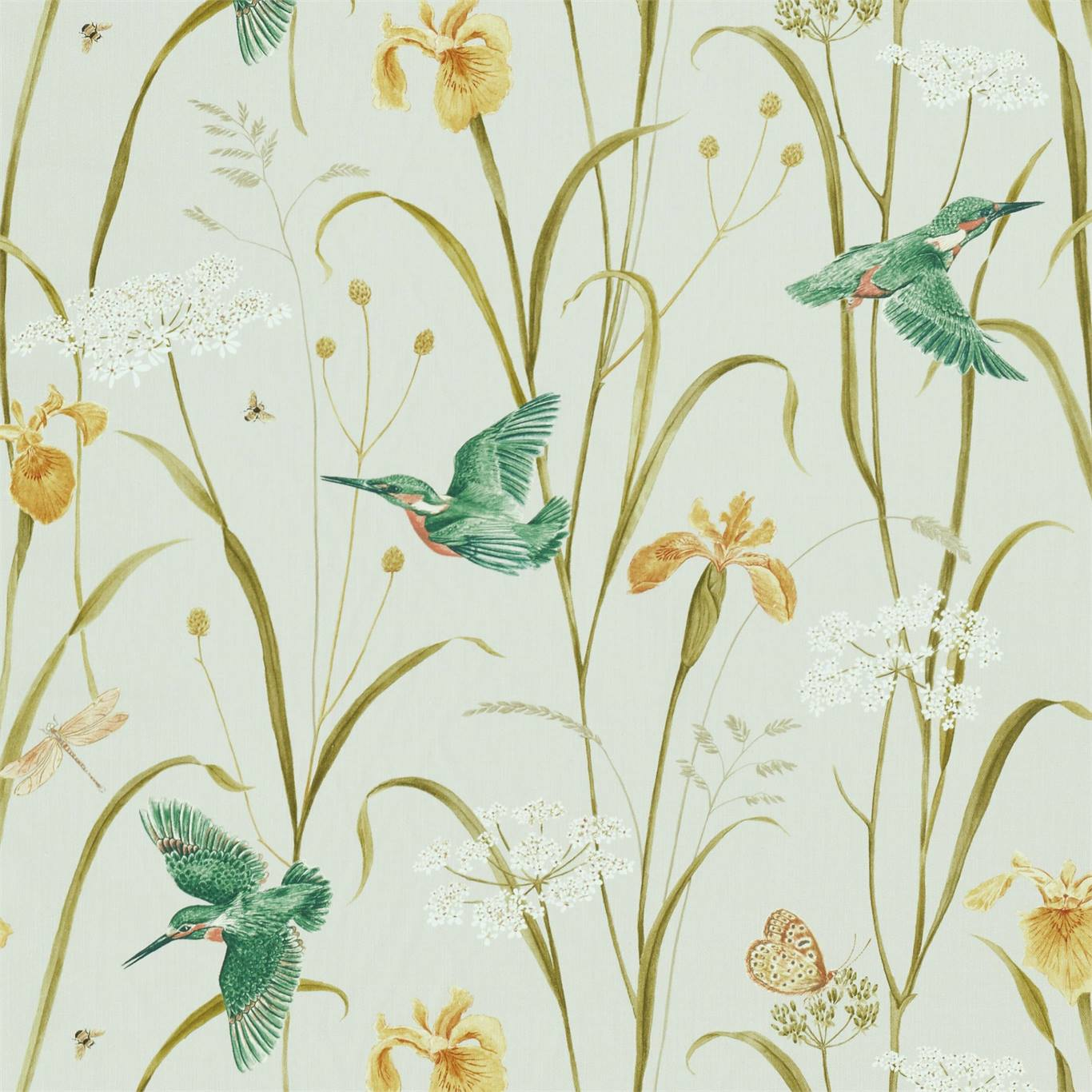 DNTF226731 Collection - National Trust Fabric
