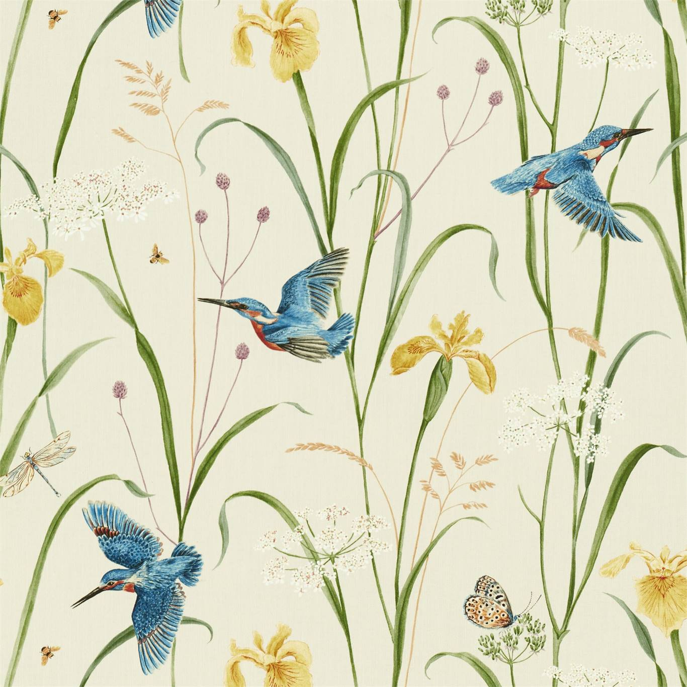 DNTF226732 Collection - National Trust Fabric