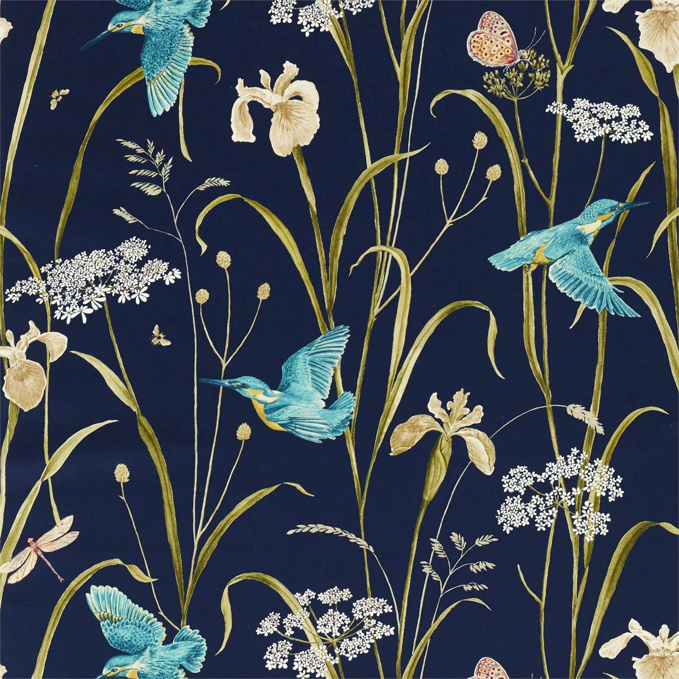 DNTF226733 Collection - National Trust Fabric